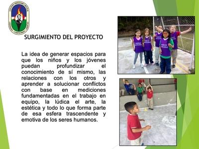 OTREDAD Proyecto Institucional