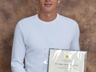 Grado promoción 2020